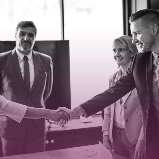 How do you represent your organization?